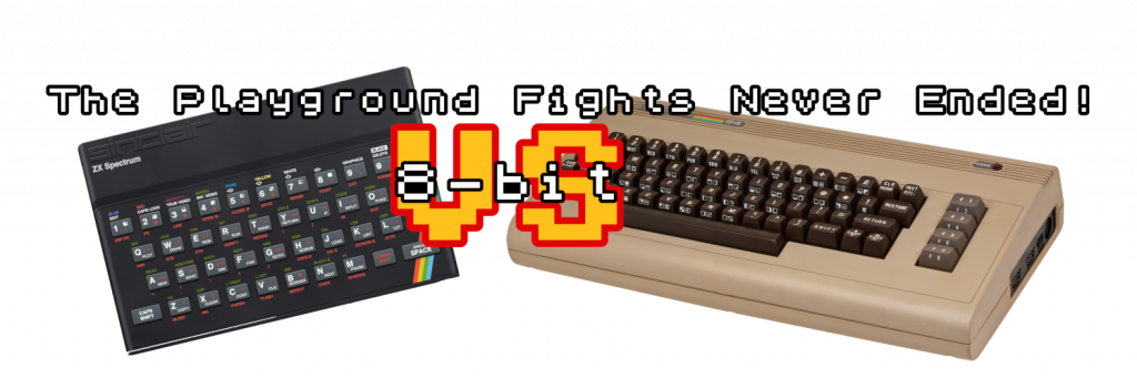 8-bit Versus